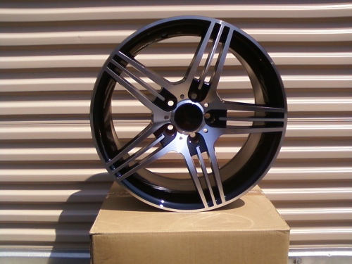 "18"" AMG (817) STYLE WHEELS 35MM"